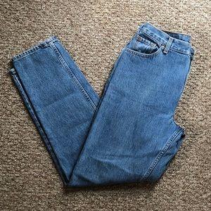 Levi's Vintage Size 12 Misses High Waist Jeans